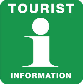Logga touristinformation