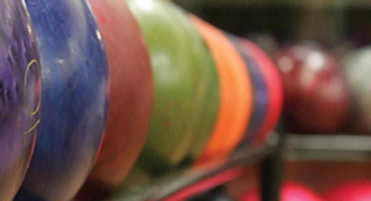 Bowlingklot från Sporthuset i Vemdalen